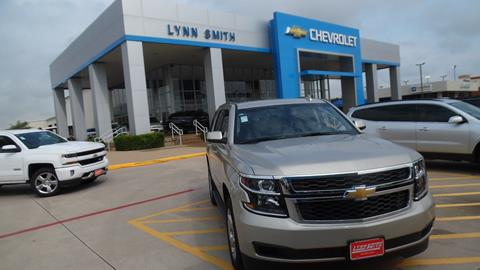 2017 Chevrolet Tahoe for sale in Burleson TX