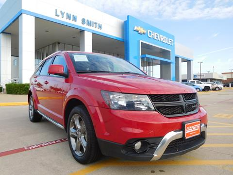 2016 Dodge Journey for sale in Burleson TX