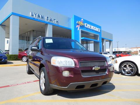 2007 Chevrolet Uplander for sale in Burleson TX