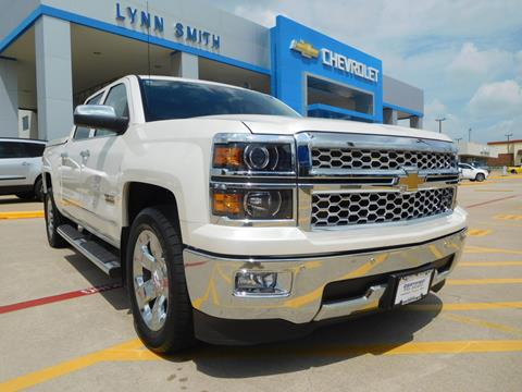 2015 Chevrolet Silverado 1500 for sale in Burleson TX