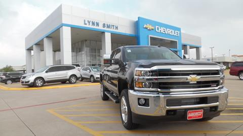 2018 Chevrolet Silverado 2500HD for sale in Burleson TX