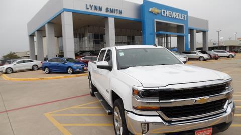 2018 Chevrolet Silverado 1500 for sale in Burleson, TX