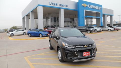 2018 Chevrolet Trax for sale in Burleson TX