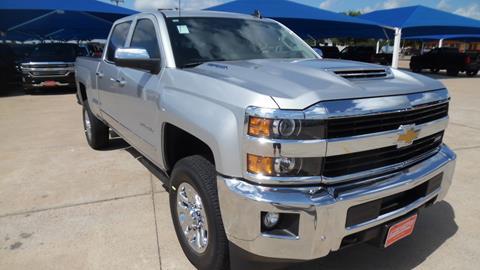 2017 Chevrolet Silverado 2500HD for sale in Burleson TX