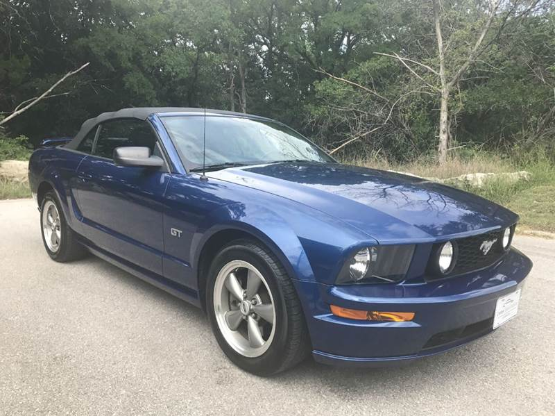 2006 Ford Mustang GT - Round Rock TX
