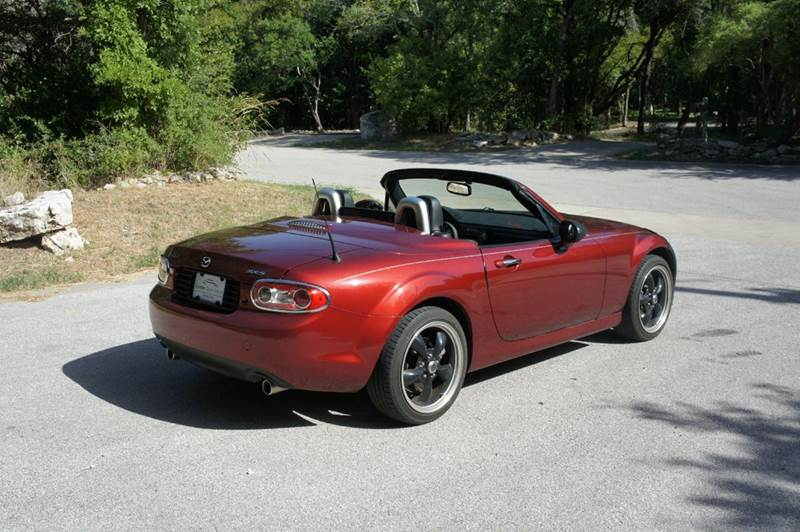 2013 Mazda MX-5 Miata Grand Touring  - Round Rock TX
