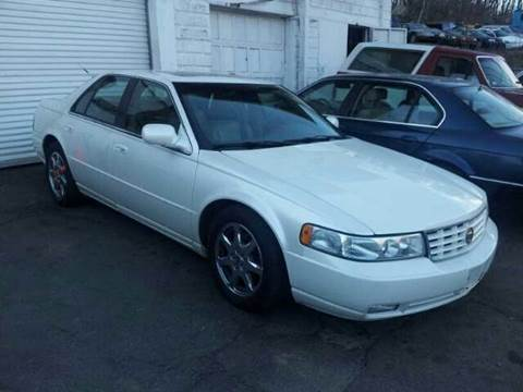 2001 Cadillac Seville for sale in Waterbury, CT