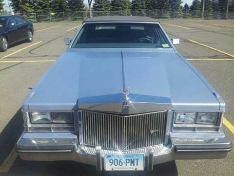 1984 Cadillac Seville for sale in Waterbury, CT
