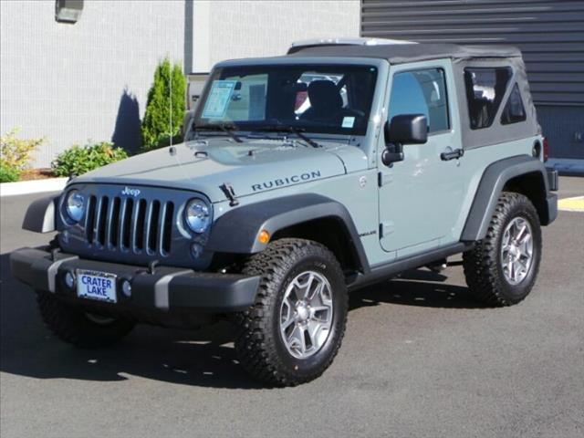 2014 Jeep Wrangler for sale in MEDFORD OR