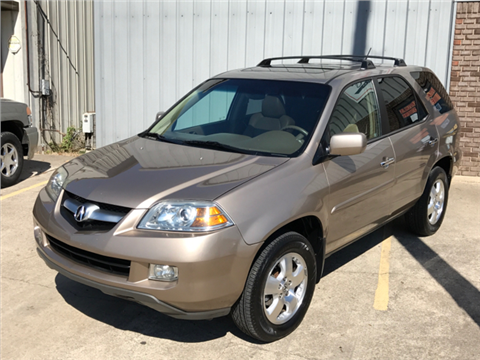 2004 Acura MDX for sale in Bessemer, AL
