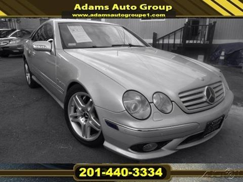 2003 Mercedes-Benz CL-Class for sale in Paterson, NJ