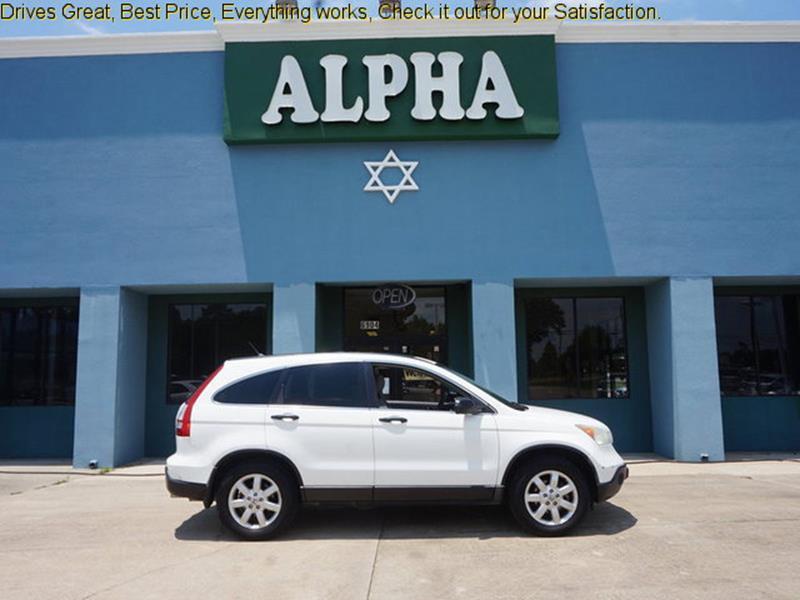 2008 Honda CR V EX 4dr SUV   Lafayette LA