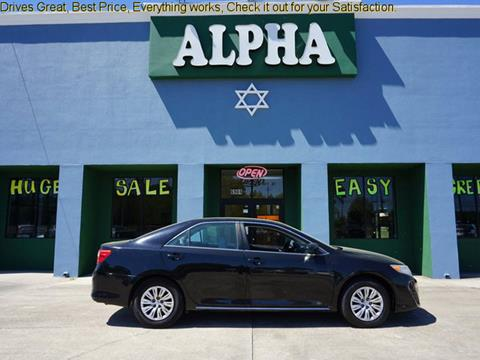Used Toyota Camry For Sale In Lafayette La Carsforsale Com