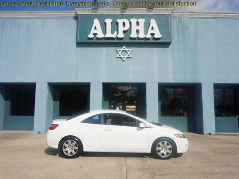 2010 Honda Civic for sale in Lafayette, LA