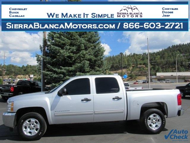 Chevrolet Silverado 1500 For Sale In Ruidoso Nm