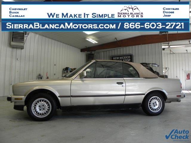 1988 BMW 3 Series