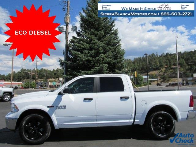 Ram for sale in new mexico for Sierra blanca motors ruidoso