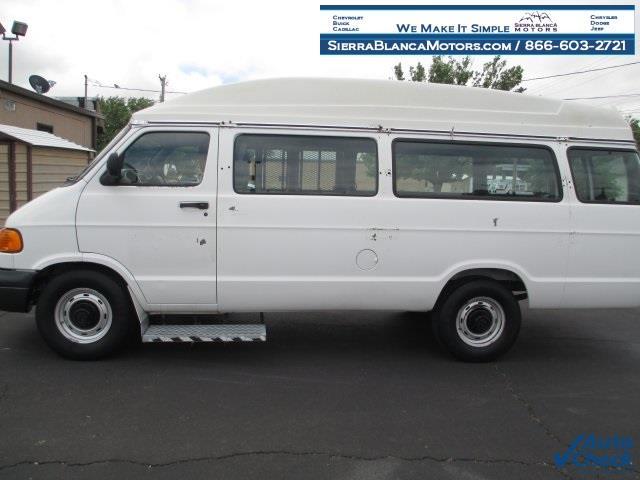 1999 Dodge Ram Van 3500
