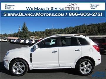 Suvs For Sale In Ruidoso Nm