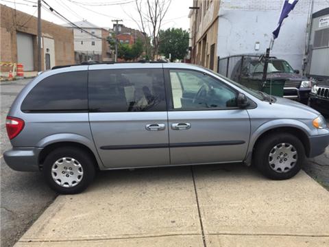 2003 Chrysler Voyager for sale in Newark, NJ