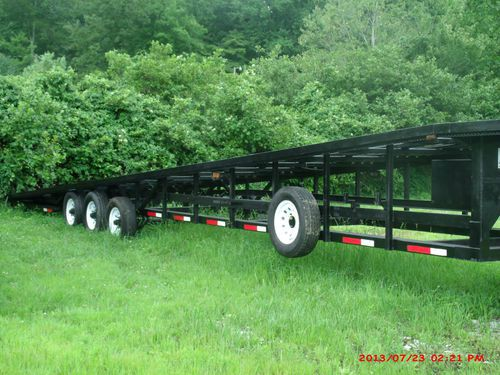 2004 TAKE 53 FOOT WEDGE TRAILER