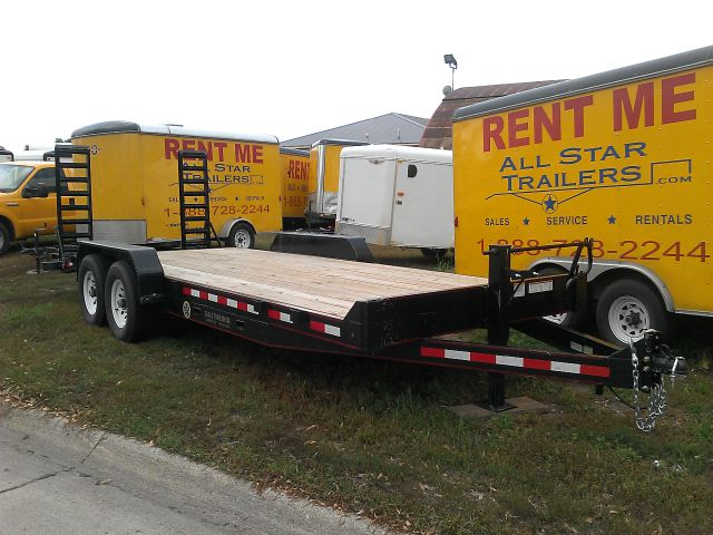 2013 Eagle 20 foot FLATBED