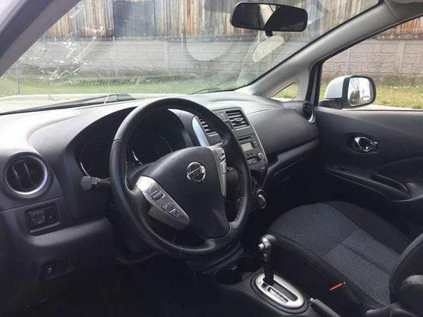 2016 Nissan Versa Note SV 4dr Hatchback - Brockton MA