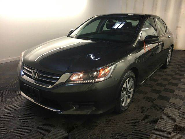 2014 Honda Accord LX 4dr Sedan CVT - Brockton MA