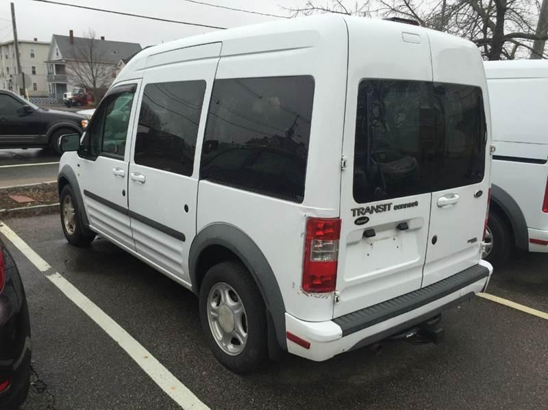 2012 Ford Transit Connect Taxi 4dr Mini-Van - Brockton MA