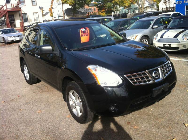 2009 Nissan Rogue S AWD Crossover 4dr - Brockton MA