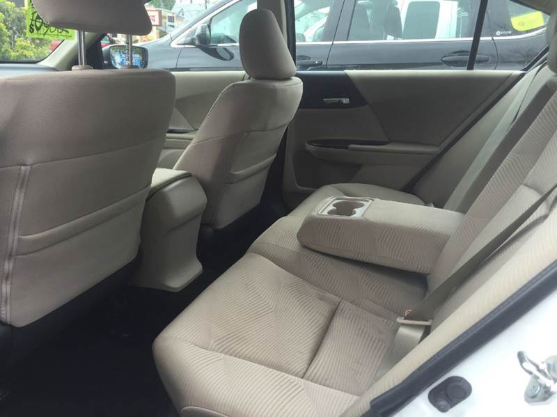 2014 Honda Accord LX 4dr Sedan CVT - Brockton MA