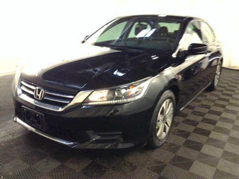 2013 Honda Accord for sale in Brockton, MA