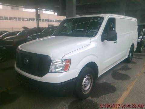 2016 Nissan NV Cargo for sale in Brockton, MA