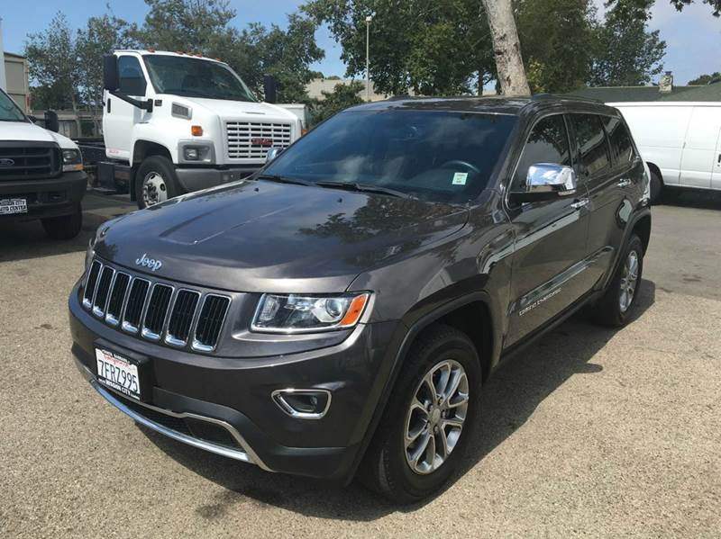 2014 jeep grand cherokee 4x4 limited 4dr suv in goleta ca mission city auto center. Black Bedroom Furniture Sets. Home Design Ideas
