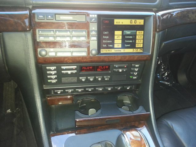 2000 BMW 7 Series 750iL 4dr Sedan - Bellevue WA