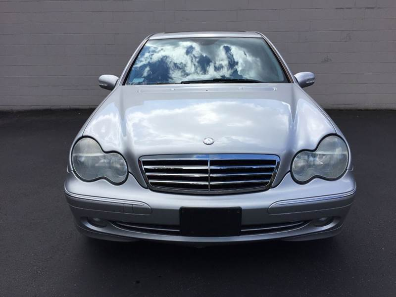 2004 Mercedes-Benz C-Class C230 Kompressor 4dr Sedan - Bellevue WA