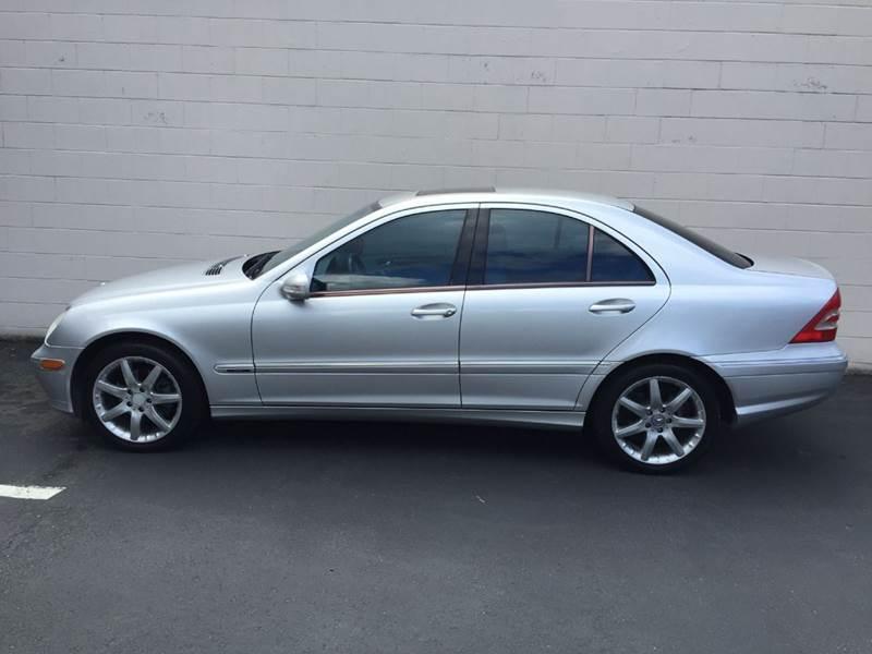 2004 Mercedes-Benz C-Class C230 Kompressor 4dr Sedan - Bellevue WA