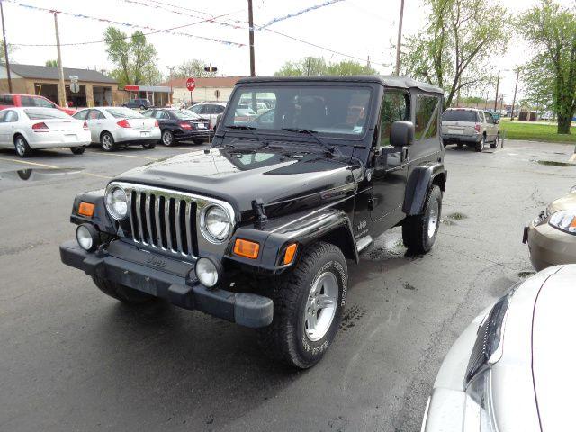 2006 Jeep Wrangler For Sale In Granite City Il