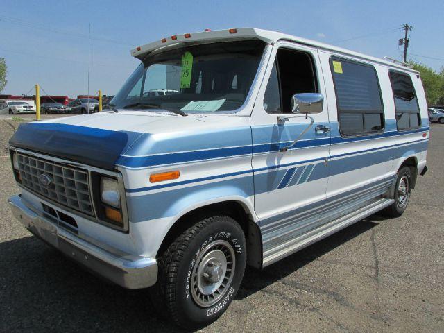 1991 Ford E-150