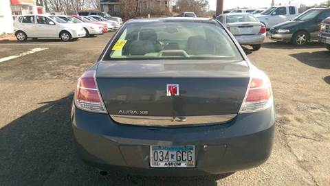 2009 Saturn Aura