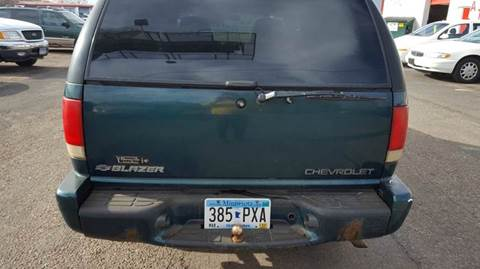 1998 Chevrolet Blazer