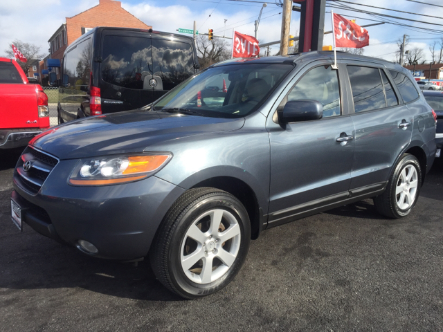 2009 hyundai santa fe awd limited 4dr suv in baltimore md. Black Bedroom Furniture Sets. Home Design Ideas