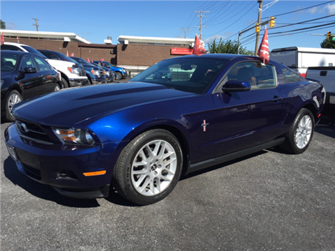 2012 Ford Mustang for sale in Baltimore, MD