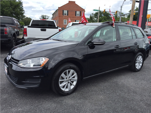 2016 Volkswagen Golf SportWagen for sale in Baltimore, MD