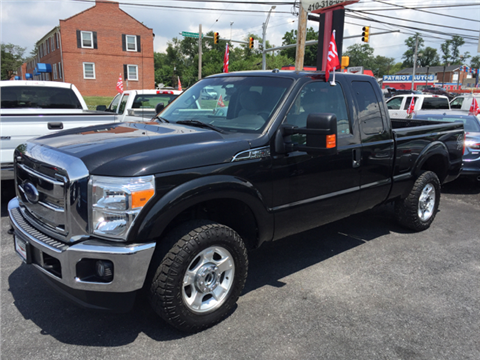 2014 Ford F-250 Super Duty for sale in Baltimore, MD