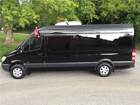 2012 Mercedes-Benz Sprinter for sale in Baltimore, MD