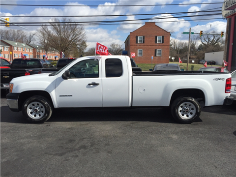 2012 GMC Sierra 1500 for sale in Baltimore, MD