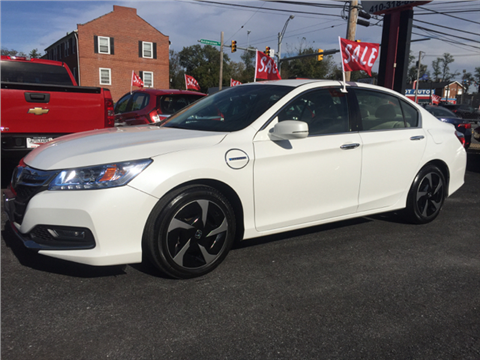 2014 Honda Accord Plug-In for sale in Baltimore, MD