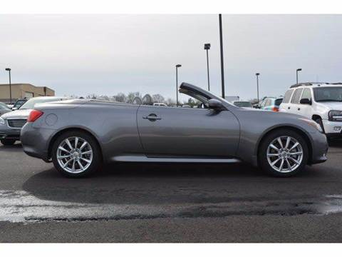2011 Infiniti G37 Convertible for sale in Baltimore, MD