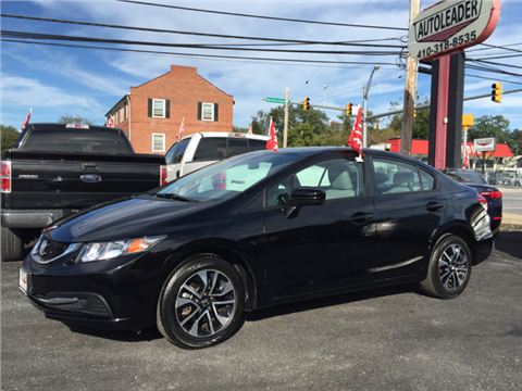 2015 Honda Civic for sale in Baltimore, MD